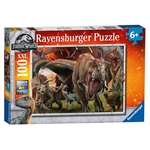 Ravensburger - 100 piece - Jurassic World Fallen Kingdom-jigsaws-The Games Shop