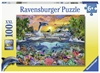 Ravensburger - 100 piece - Tropical Paradise-jigsaws-The Games Shop