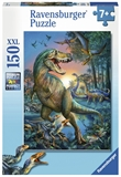Ravensburger - 150 piece - Prehistoric Giant-jigsaws-The Games Shop
