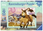 Ravensburger - 150 piece - Spirit Free and Wild-jigsaws-The Games Shop