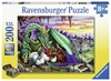 Ravensburger - 200 piece - Queen of Dragons-jigsaws-The Games Shop