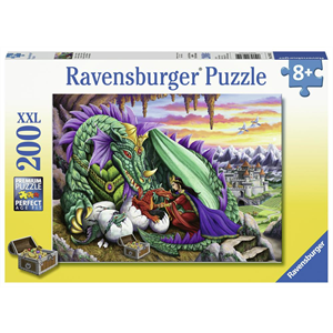 Ravensburger - 200 piece - Queen of Dragons