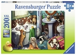 Ravensburger - 200 piece - Tub Time-jigsaws-The Games Shop