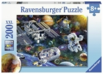 Ravensburger - 200 piece - Cosmic Exploration-jigsaws-The Games Shop