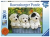 Ravensburger - 200 piece - Cuddly Puppies-jigsaws-The Games Shop