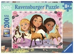 Ravensburger - 200 piece - Spririt Adventure with Lucky-jigsaws-The Games Shop