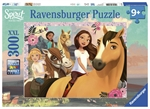 Ravensburger - 300 piece - Spirit Adventure on Horses-jigsaws-The Games Shop