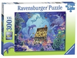 Ravensburger - 300 piece - Deep Sea Treasure-jigsaws-The Games Shop