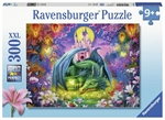 Ravensburger - 300 piece - Mystical Dragon-jigsaws-The Games Shop