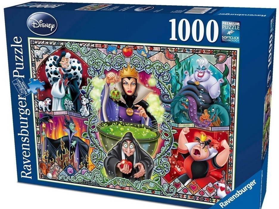 Ravensburger Great Wall of China 1000 Piece Puzzle