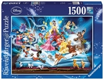 Ravensburger - 1500 piece Disney - Magical Storybook-jigsaws-The Games Shop