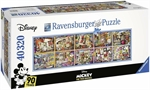 Ravensburger - 40320 piece Disney - Mickey Over the Years-jigsaws-The Games Shop