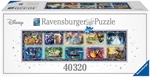 Ravensburger - 40320 piece Disney Moments - 10 Classic Memorable Moments-jigsaws-The Games Shop