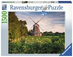 Ravensburger - 1500 piece - Windmill on the Baltic Sea-jigsaws-The Games Shop