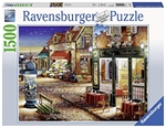 Ravensburger - 1500 piece - Paris Corner-jigsaws-The Games Shop