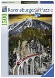 Ravensburger - 1500 piece - Winter Canyon-jigsaws-The Games Shop