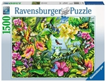 Ravensburger - 1500 piece - Find the Frogs-jigsaws-The Games Shop