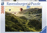 Ravensburger - 3000 piece - Grass Landscape-jigsaws-The Games Shop