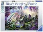Ravensburger - 2000 piece - Dragon Valley-jigsaws-The Games Shop