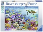 Ravensburger - 2000 piece - Coral Reef Majesty-jigsaws-The Games Shop