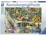 Ravensburger - 2000 piece - Gardeners Paradise-jigsaws-The Games Shop