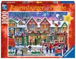 Ravensburger - 1000 piece Xmas - Christmas in the Square-jigsaws-The Games Shop
