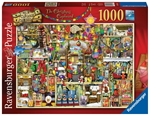 Ravensburger - 1000 piece Xmas - Thompson The Christmas Cupboard-jigsaws-The Games Shop