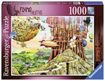 Ravensburger - 1000 piece - Thompson Flying Home-jigsaws-The Games Shop