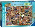 Ravensburger - 1000 piece - Thompson The Collector's Cupboard-jigsaws-The Games Shop