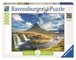 Ravensburger - 1000 piece Nature - River Waterfall-jigsaws-The Games Shop