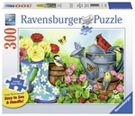 Ravensburger - 300 piece Large Format - Garden Traditions-jigsaws-The Games Shop
