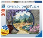 Ravensburger - 300 piece Large Format - Into a New World-jigsaws-The Games Shop