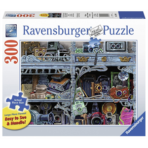 Ravensburger - 300 piece Large Format - Camera Evolution