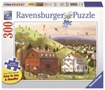 Ravensburger - 300 piece Large Format - Let's Fly-jigsaws-The Games Shop