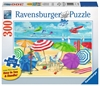 Ravensburger - 300 piece Large Format - Meet me at the Beach-jigsaws-The Games Shop