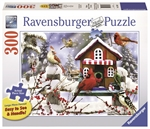 Ravensburger - 300 piece Large Format - The Lodge-jigsaws-The Games Shop