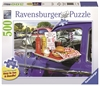 Ravensburger - 500 piece Large Format - Drive-Thru Route 66-jigsaws-The Games Shop