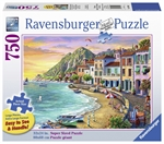 Ravensburger - 750 piece Large Format - Romantic Sunset-jigsaws-The Games Shop