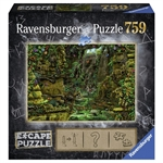 Ravensburger - 759 piece Escape - #2 Temple Grounds-jigsaws-The Games Shop