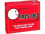Pass Out-games - 18+-The Games Shop