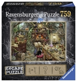 Ravensburger - 759 piece Escape - #3 Witches Kitchen-jigsaws-The Games Shop