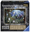 Ravensburger - 759 piece Escape - #4 Submarine-jigsaws-The Games Shop