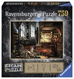Ravensburger - 759 piece Escape - #5 Dragon Laboratory-jigsaws-The Games Shop