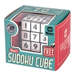 Mensa Sudoku Cube-mindteasers-The Games Shop