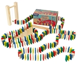 Tumble Down Dominoes-traditional-The Games Shop