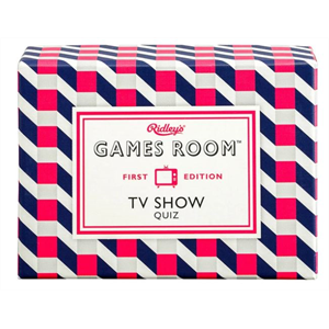 Games Room - TV Show Quiz