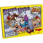 Rhino Hero - Super Battle-board games-The Games Shop