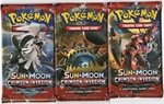 Pokemon - Sun & Moon Crimson Invasion Booster-trading card games-The Games Shop