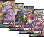 Pokemon - Sun & Moon Unified Minds Booster-trading card games-The Games Shop
