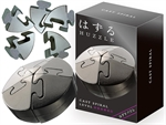 Hanayama Cast Puzzle - Level 5 Spiral-mindteasers-The Games Shop